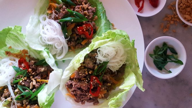 Beef San Choi Bao – Embrace the Messy Fingers!